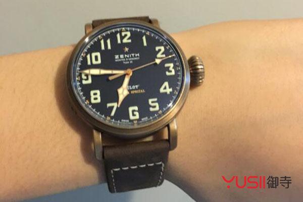 深圳真力时手表回收
