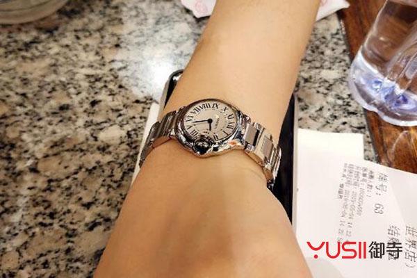 卡地亚W69010Z4手表