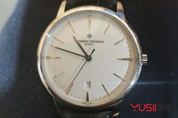 上海江诗丹顿手表回收