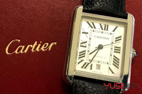 卡地亚WSTA0029手表