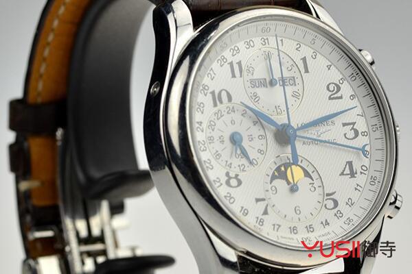 上海浪琴手表回收