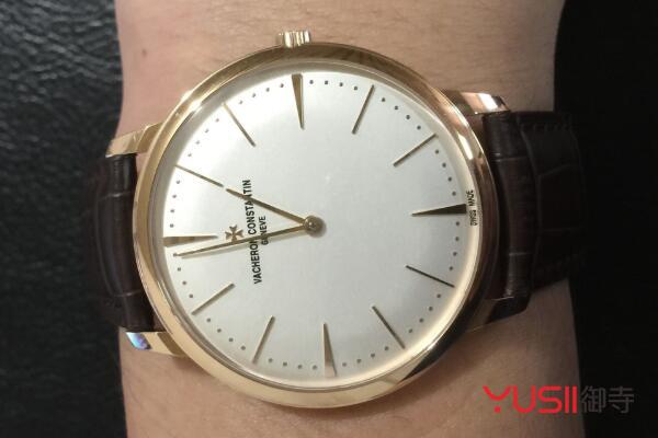 北京江诗丹顿手表回收