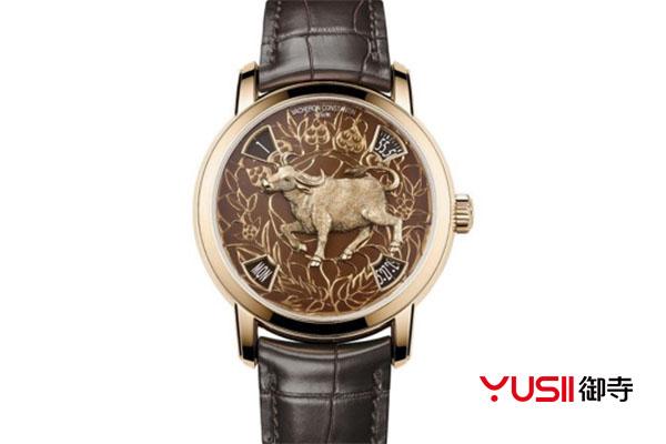 江诗丹顿限量版的手表