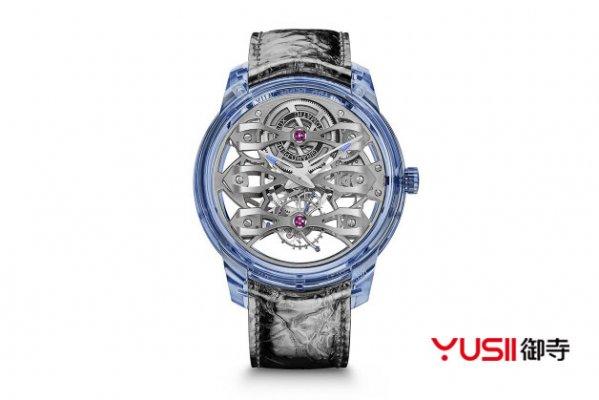<b>GP芝柏表QuasarAzure腕表,二手芝柏手表价格是多少?</b>