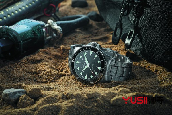 汉密尔顿全新水肺不到万元专业潜水表,普通手表哪里可以回收